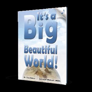 It's A Big Beautiful World Book